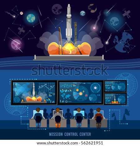 Mission Control Stock Images, Royalty-Free Images ...