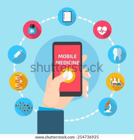 smartphone in health care