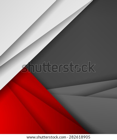 modern abstract vector background with bright  lines. Eps10 - stock vector
