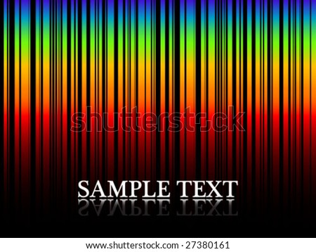 modern background - stock vector