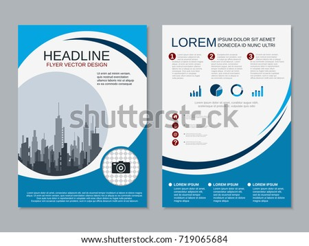 2 Sided Flyer Templates Dolapgnetband
