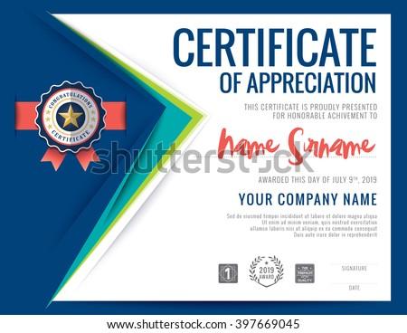 free elegant certificate templates