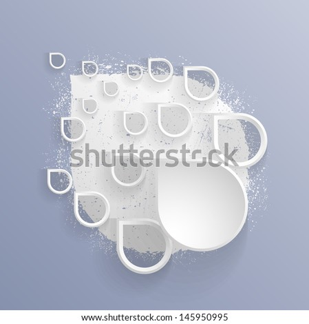 Modern design. Vector illustration.  - stock vector