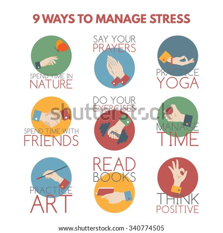 Stock Images Similar To Id 117553945 Stress Management