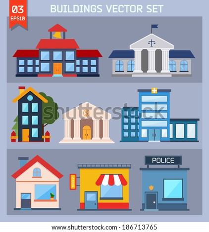 Police building stock photos images pictures House building app