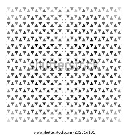 modern geometric pattern ornament background print design - stock vector