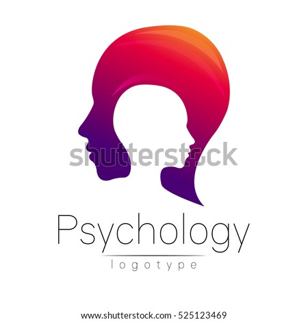 Symbol for psychology stock images royalty free images vectors modern head logo of psychology profile human creative style logotype in vector thecheapjerseys Choice Image