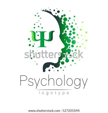 Modern head logo psychology profile human stock vector royalty free modern head logo of psychology profile human letter psi creative style logotype altavistaventures Gallery