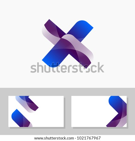 Modern logo template business card template stock photo photo modern logo template and business card template best for it software company programmer consultant wajeb Images