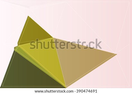 modern pattern design element polygon shape background