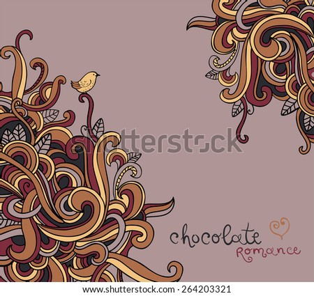 Modern pattern. Vector backdrop. Bright pattern.Use for wallpaper,pattern fills, web page background - stock vector