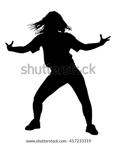 male dancer silhouette hot girls wallpaper