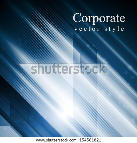 Modern technology abstract background. Vector design eps 10 - stock vector