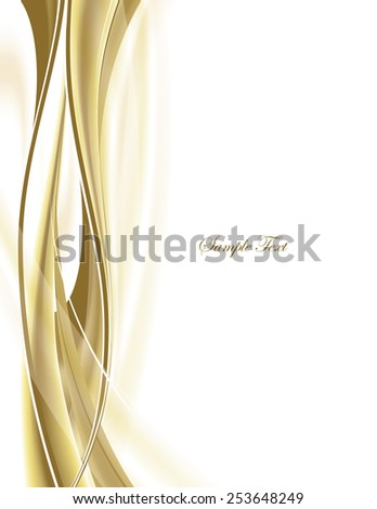 Modern Vector Background. - stock vector