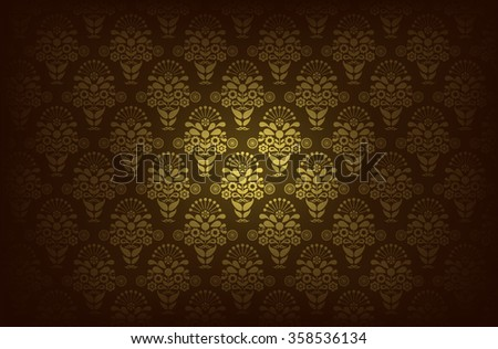 modern wallpaper pattern background your design stock vector