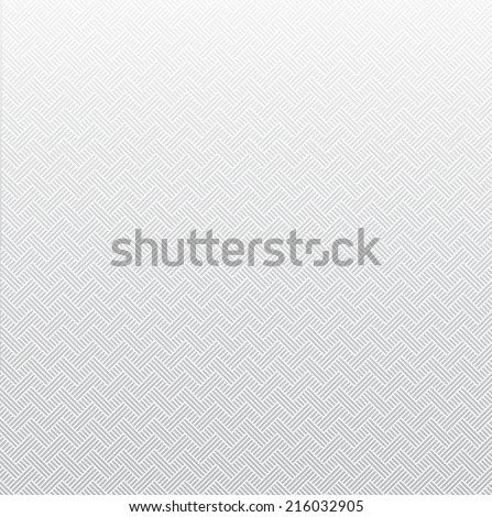 Modern white, grey geometric background - seamless, can be used for graphic or website layout vector - stock vector