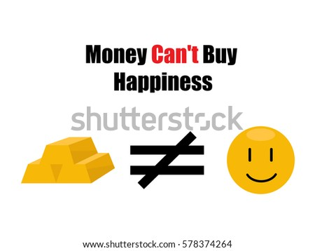 Money can't buy happiness and love essay