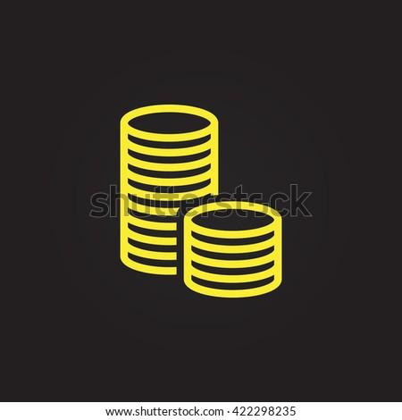 Money icon.Money icon Vector.Money icon Art.Money icon eps.Money icon Image.Money icon logo.Money icon Sign.Money icon Flat.Money icon design.Money icon app.Money icon UI.icon Money web. - stock vector