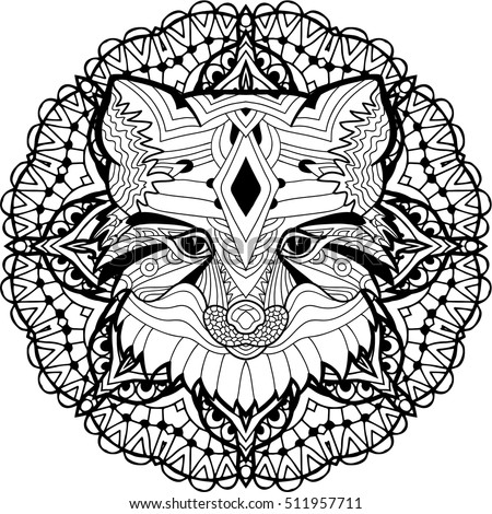 Traditional maori tattoo design turtle stock vector for Tribal pattern coloring pages