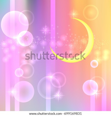 Pastel Rainbow Background