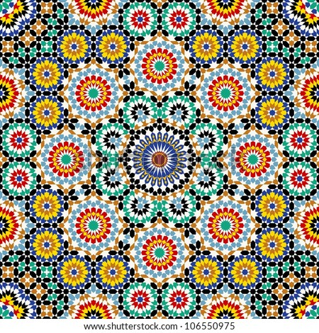 Moroccan Pattern Stock Images Royalty Free Images