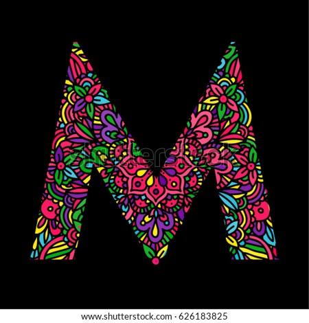 Letter M Design Images