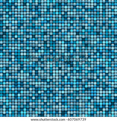 Turquoise Tile mosaic tile background stock images, royalty-free images & vectors