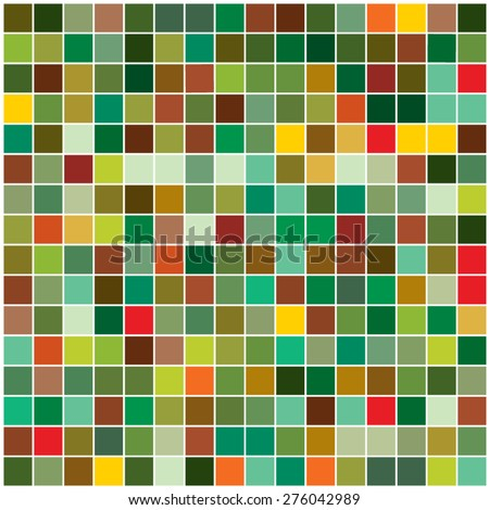 Mosaic vector background