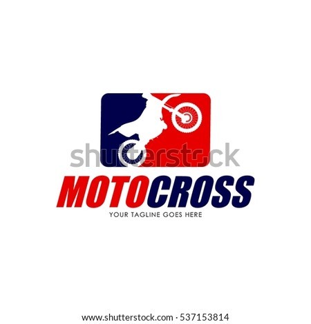 motocross logo stock vector 537153814 shutterstock rh shutterstock com motocross logos symbols and design motocross logos symbols and design