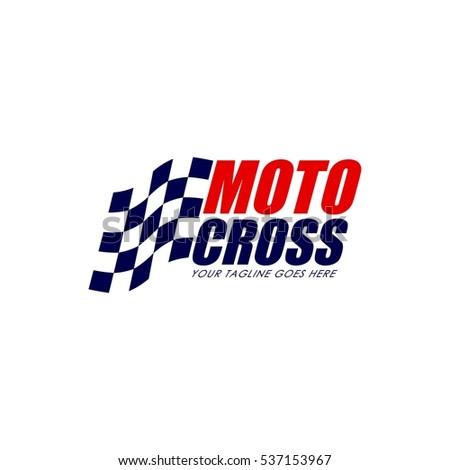 motocross logo stock vector 537153967 shutterstock rh shutterstock com motocross logos download motocross logo maker