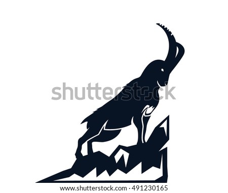 Kangaroo Stock Vector 481186834 - Shutterstock