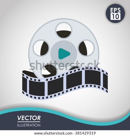 Movie icon design