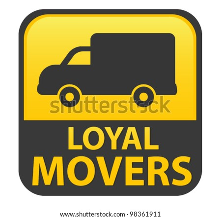 Moving concept - stock vector
