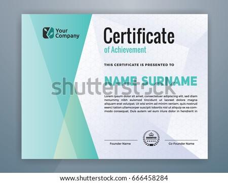 Multipurpose modern professional certificate template design multipurpose modern professional certificate template design for print vector illustration yelopaper Gallery