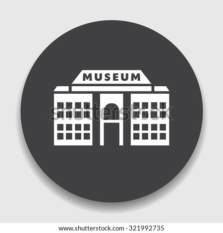 Museum icon svg code - Cdn coin good or bad man