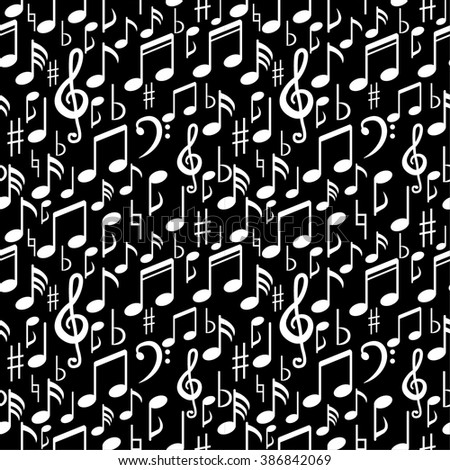 Music Pattern.Music Note.Vector Music.Decorative Music.Symbol Music.Art Music.Artistic Music.Music Pattern.Music Background.Music Pattern.Repeat Music.Music Pattern.Music Wallpaper.Music Decorative. - stock vector
