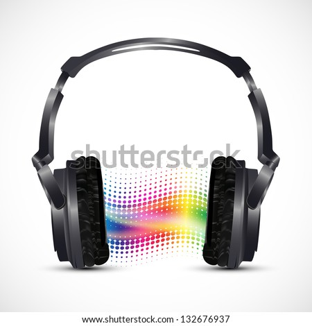 musical headphones with equalizer