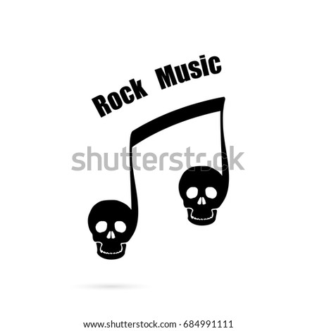 Set Music Notes Abstract Musical Background Stock Vector 298311041