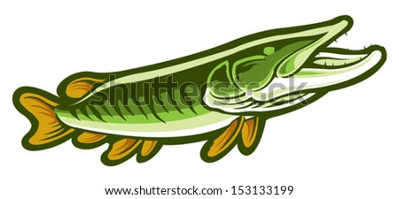 Musky Fish Stock Photos, Royalty-Free Images & Vectors - Shutterstock