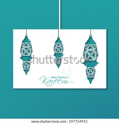 Hari Raya Card Design Vector | Joy Studio Design Gallery - Best Design