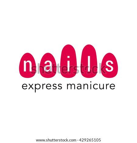 Nail Salon Logo Stock Images, Royalty-Free Images & Vectors ...
