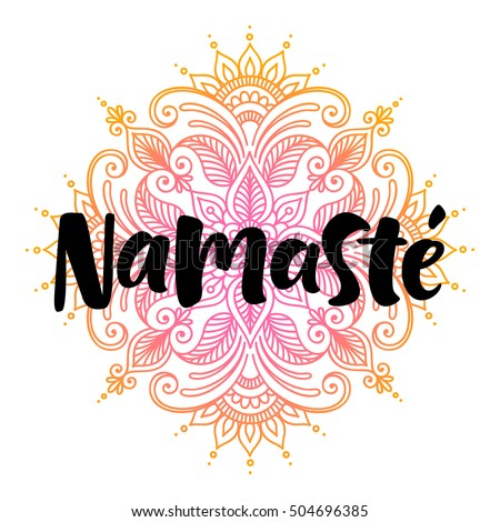 Namaste Stock Images Royalty Free Images Amp Vectors
