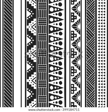 african tribal pattern black and white wwwpixsharkcom
