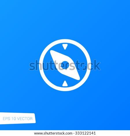 Navigation Icon / Navigation Icon Path / Navigation Icon Image / Navigation Icon Art / Navigation Icon UI / Navigation Icon JPG / Navigation Icon JPEG / Navigation Icon EPS / Navigation Icon AI - stock vector