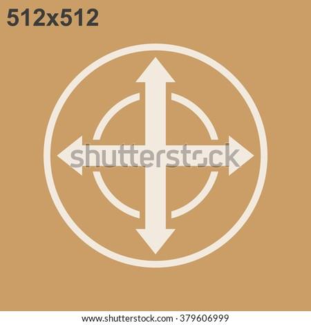 navigation Icon, navigation Icon Vector, navigation Icon JPG, navigation Icon JPEG, navigation Icon EPS, navigation Icon design - stock vector