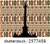 Nelson Column Trafalgar Square against 10 pound note collage - stock photo