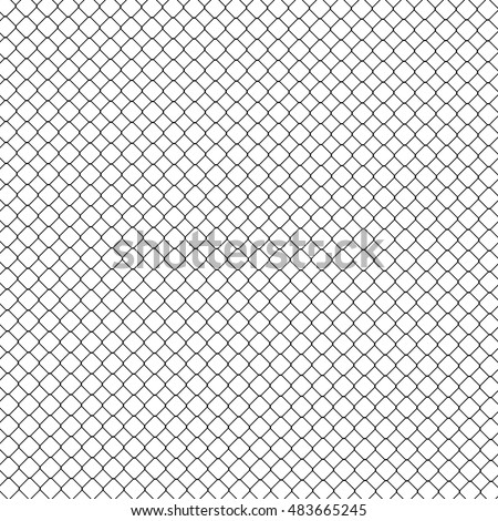 Net Pattern Background - Vector Illustration, Graphic Design