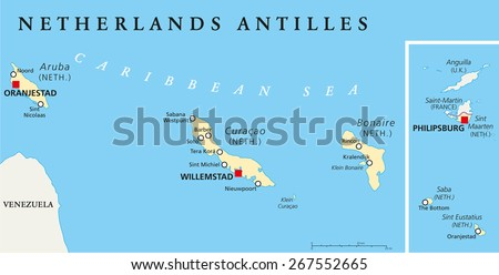 Aruba Map Stock Images RoyaltyFree Images Vectors Shutterstock