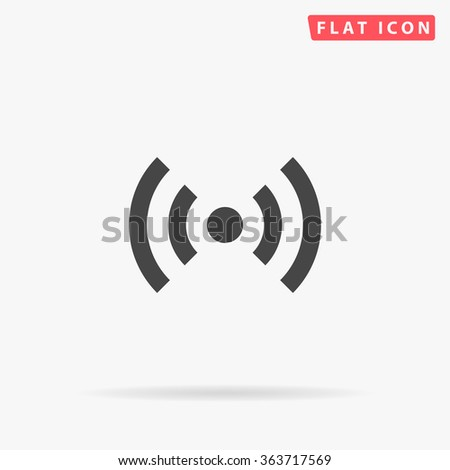 Network Icon Vector.  - stock vector