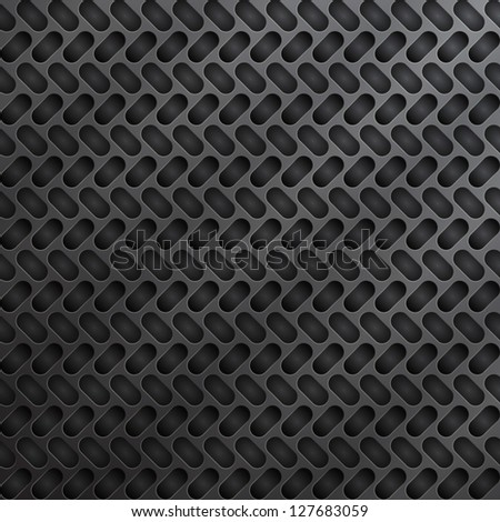 new abstract background with metallic grill can use like modern wallpaper - stock vector